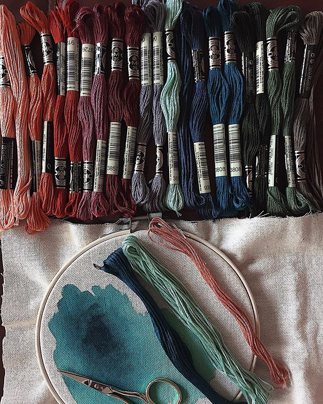 It's a rainbow of fiber goodness! // Stitching is SO therapeutical. If you need to destress and disconnect, I highly recommend! . . . #liminalme #art #TasteMadeMeDoIt #flowmagazine #designboom #artwork_in_studio #ratedmodernart #todaysartreport #contemporarypainting #contemporaryartcurator #tadaan #damngoodstitch #embroidered #embroider #embroideryart #embroiderydesigns #embrodery #embroidery #embroideryhoopart #embroideryhoop #embroideryinstaguild #embroiderylove #handembroidery #fiberart #machineembroidery #modernembroidery #stiching #therapy #miamiart #miamiartist via @preview.app