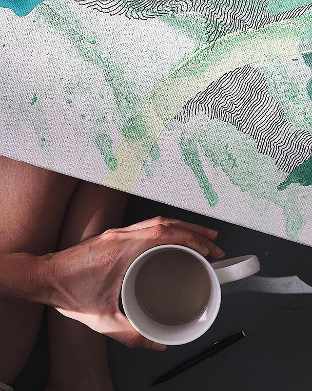 Some mornings are better than others & when it's not a good one, all I have to do is wait 1 day ☀️☕️😌 #stayingpositive . . . #liminalme #art #TasteMadeMeDoIt #flowmagazine #designboom #artwork_in_studio #ratedmodernart #todaysartreport #contemporarypainting #contemporaryartcurator #tadaan #positivevibes #positivemood #positiveminds #positiveliving #positivelife #positivevibesonly #staypositive #onlygoodvibes #goodthoughts #positiveattitude #positiveenergy #positivemind #coffee #coffeeoftheday #coffeelover #coffeeholic #coffeemovement #butfirstcoffee via @preview.app