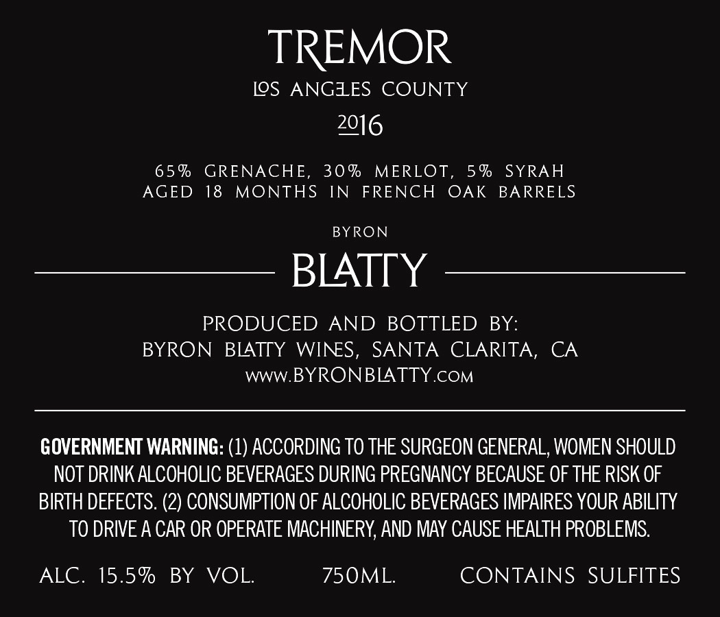 2016 Tremor Back Label.jpg