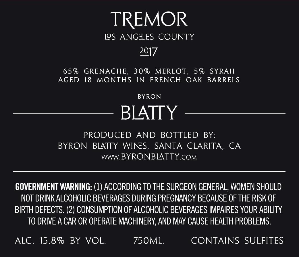 2017 Tremor Back Label.jpg