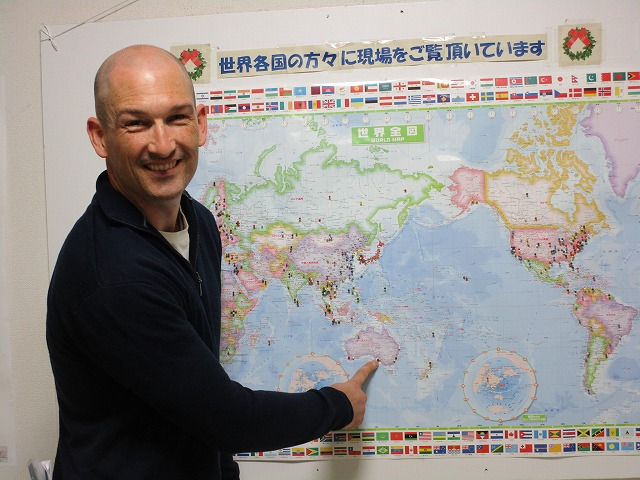 Proud to represent Adelaide, South Australia, as the latest visitor to Fukushima Daiichi.