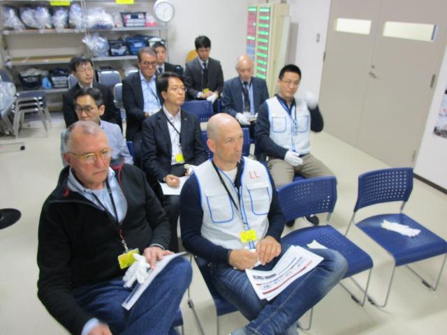 My second visit to Fukushima Daiichi