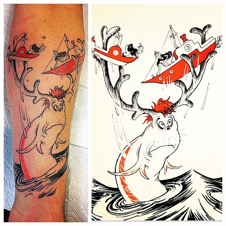 pre-tattoo reiki