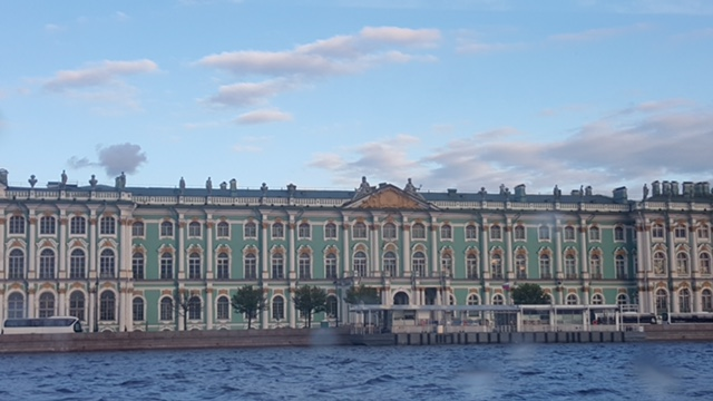 I never thought I'd get to see Russia! Loved St. Petersburg