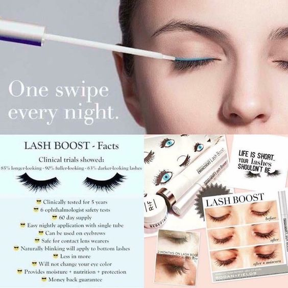 Rodan & Fields Lash Boost