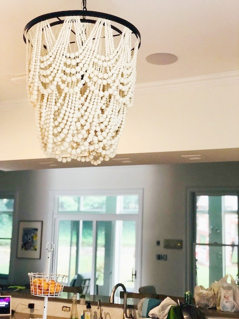 Ahh I've been dreaming about this chandelier!