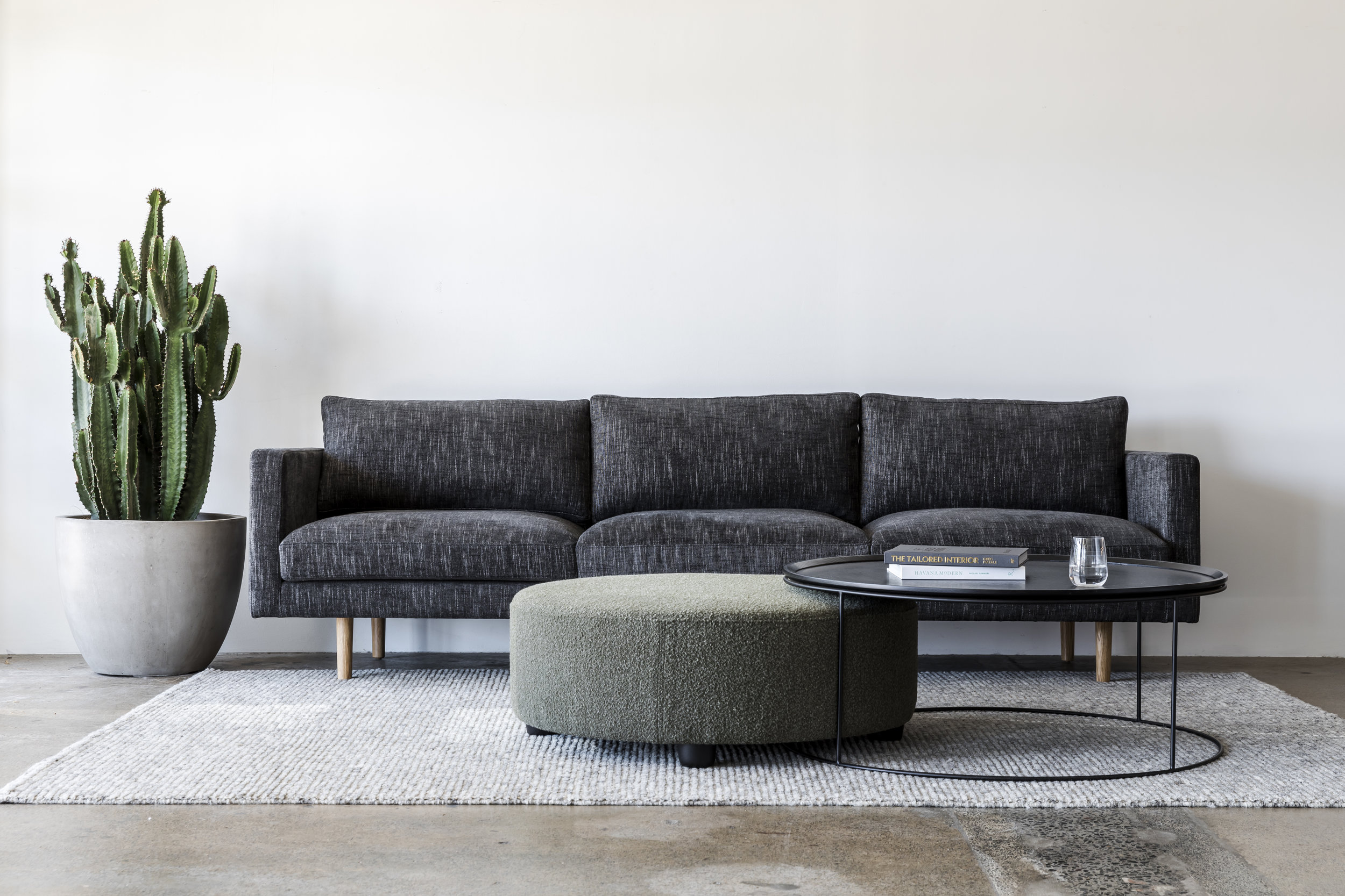 our bespoke collection service. - we have 4 standard sofas within our bespoke collection that can be customised to suit the dimensions and aesthetic of your space.