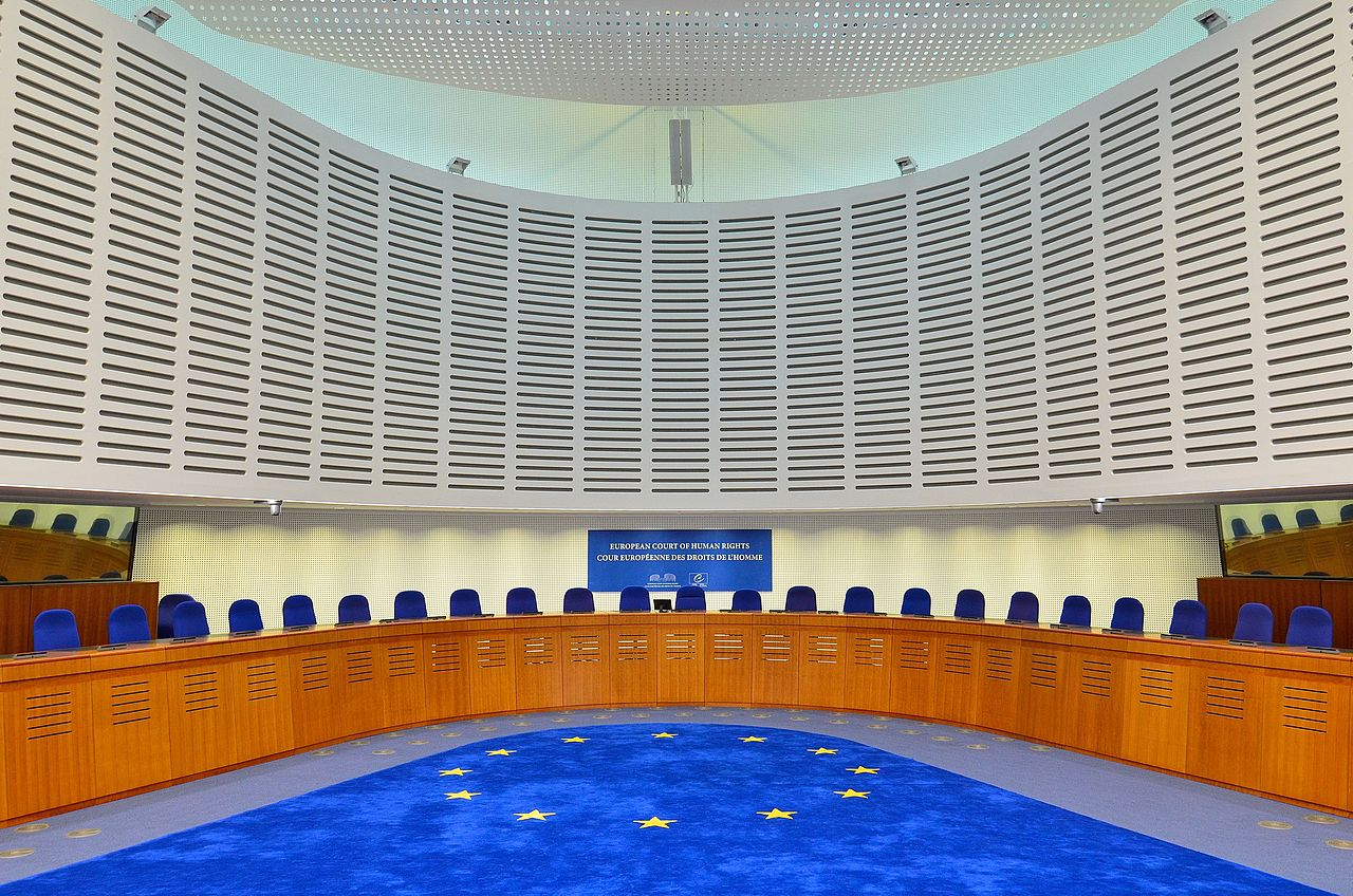 European Court of Human Rights (courtesy Wikimedia)