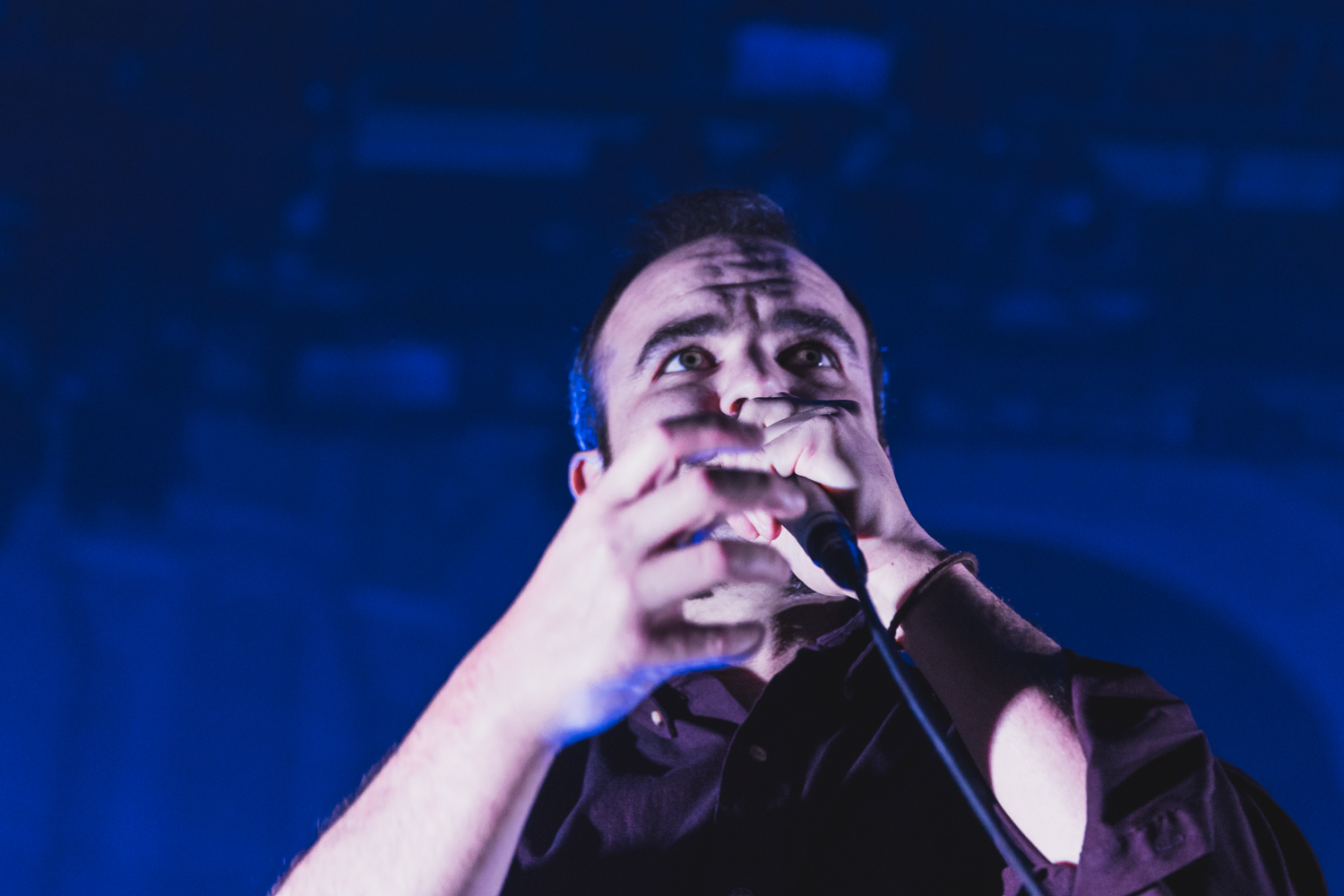 Future Islands at Paradiso in Amsterdam by Ian Young 11.jpg