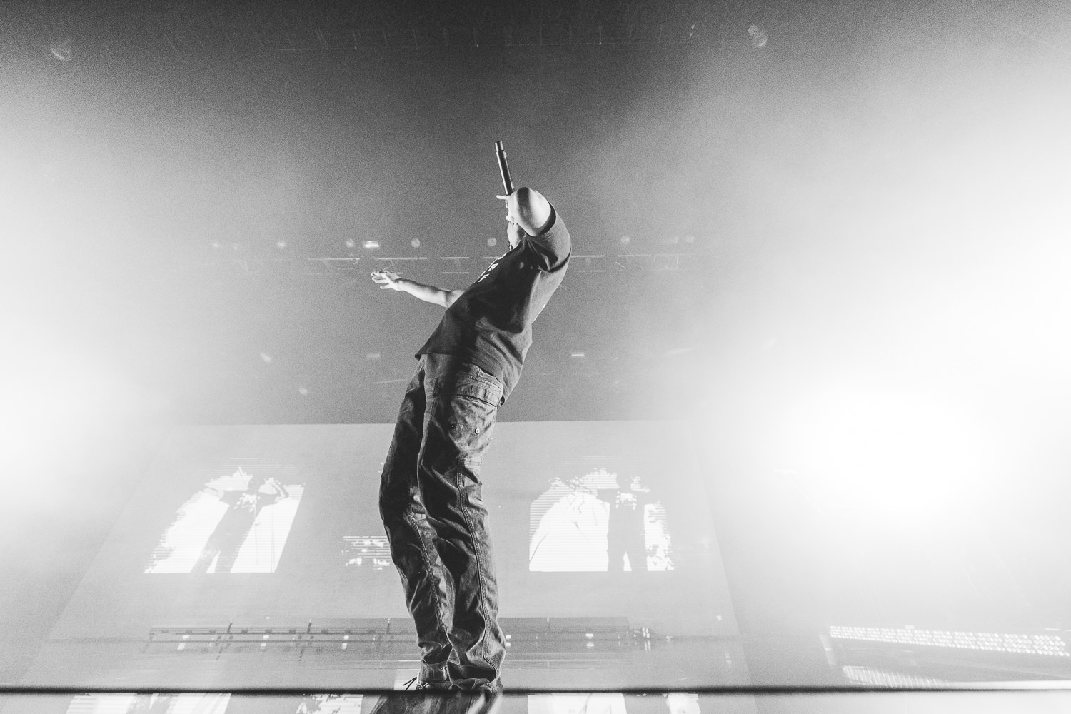 Vince Staples • Smile, You're On Camera Tour • Photo Gallery