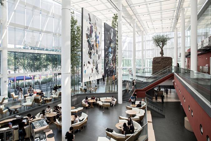 An Arts Explosion Takes Shanghai