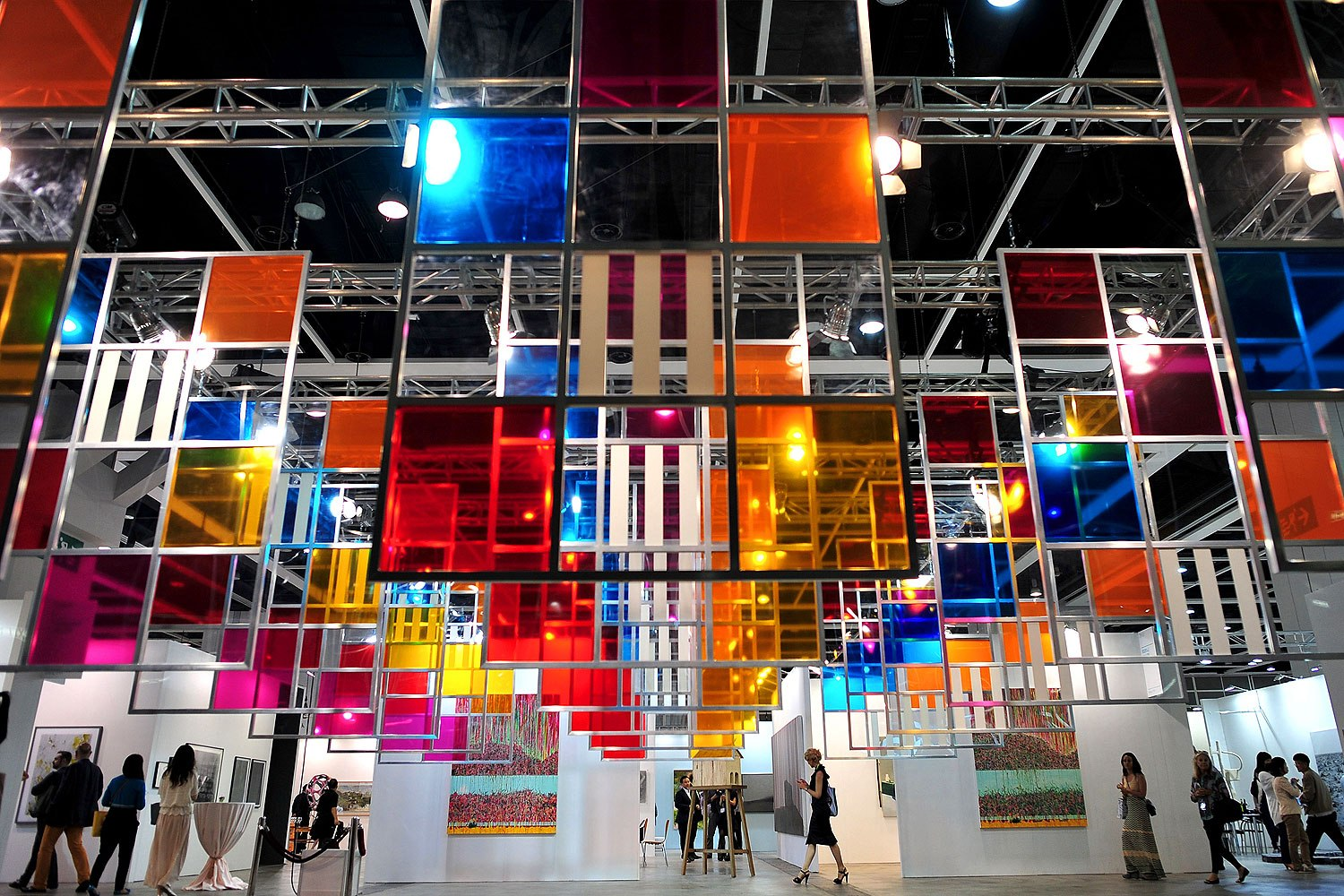 Asia's Art-Fair Boom: Hong Kong and Singapore Compete for Cultural Top Slot