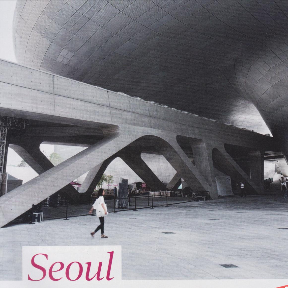 Elle Decor Goes to.. Seoul