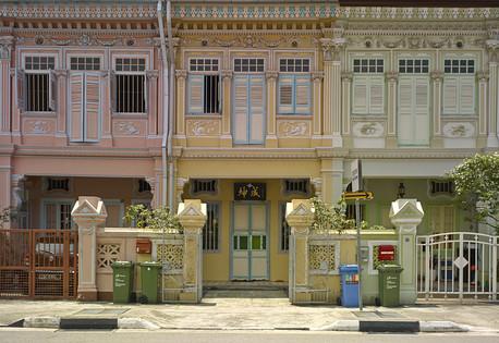 In Modern Singapore, Some Wax Nostalgic