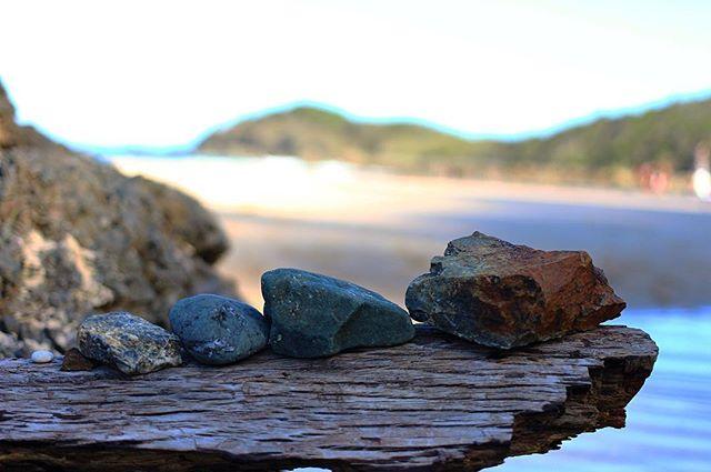 Stacking rocks at the beach .vol 3 (no more rocks i swear) . . . .  #rocks #rockstacking #balance #beach #shade #afternoon #photography #photo #naturephoto #portmacquarie #portmac #stones