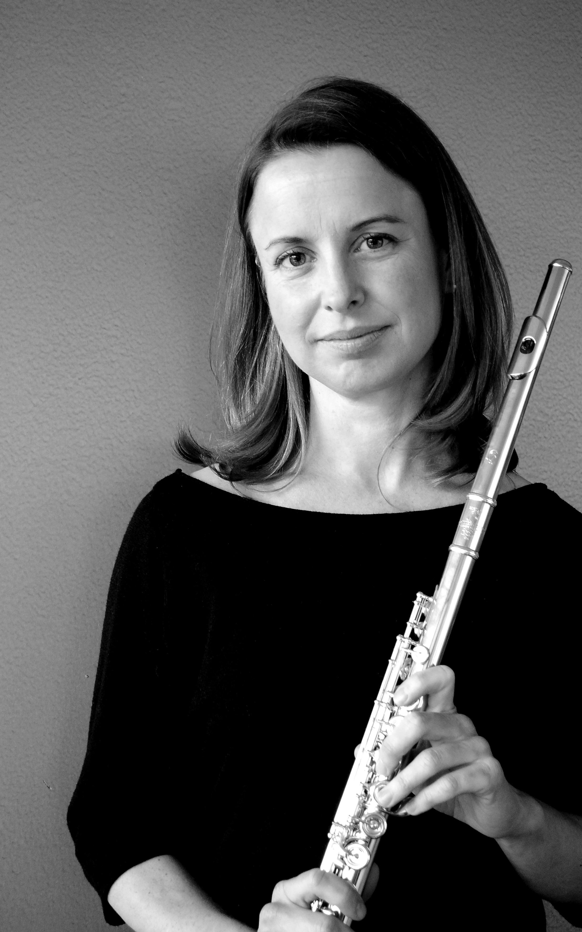 Stephanie Winker, flute
