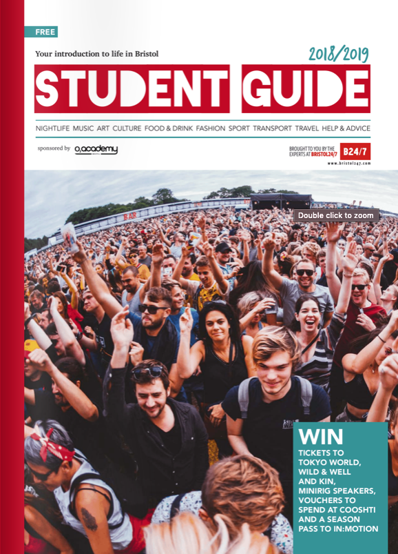The 21018 Student Guide was edited by UWE Bristol student intern Louise Knight.png