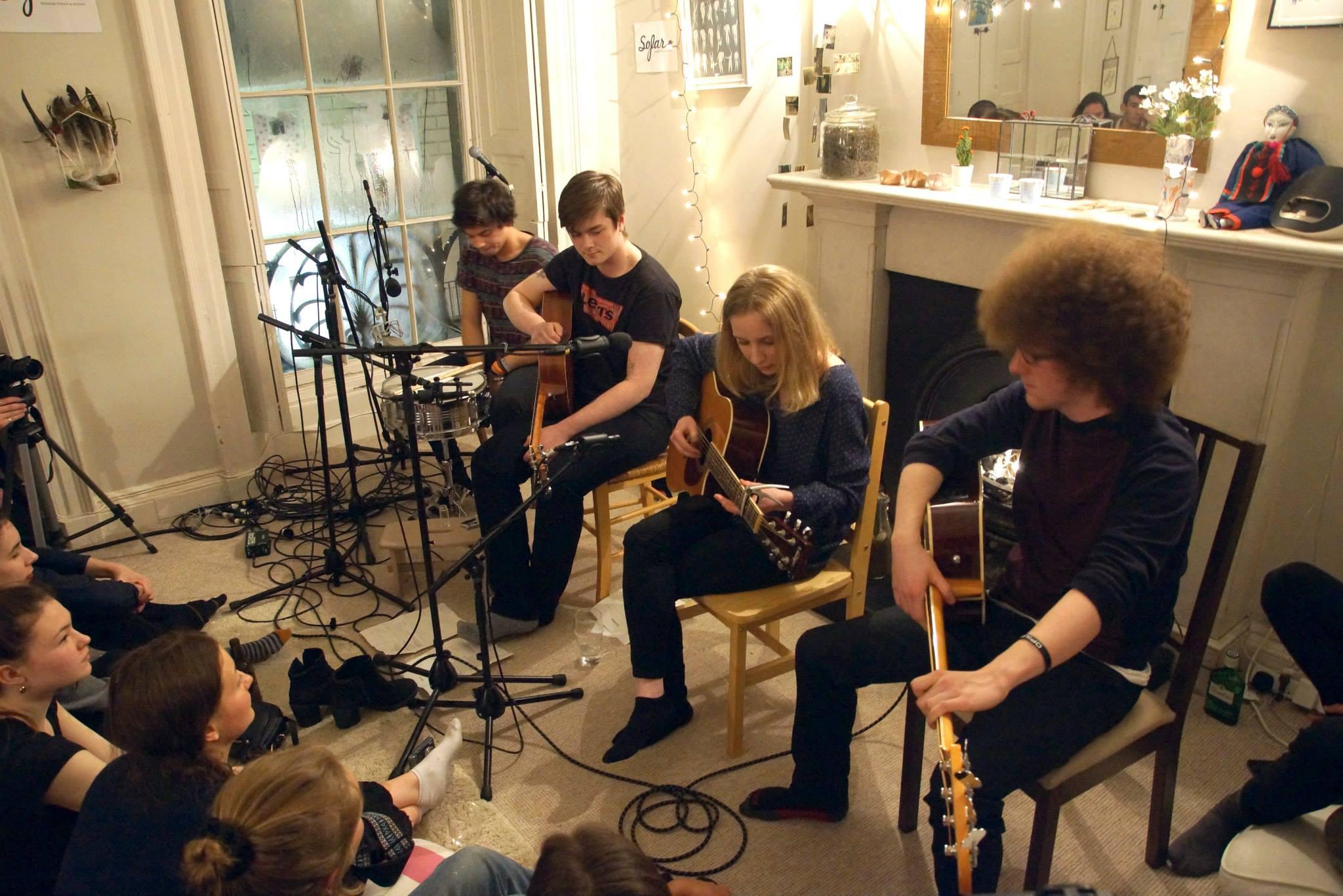 Annie Booth - Sofar Sounds Edinburgh