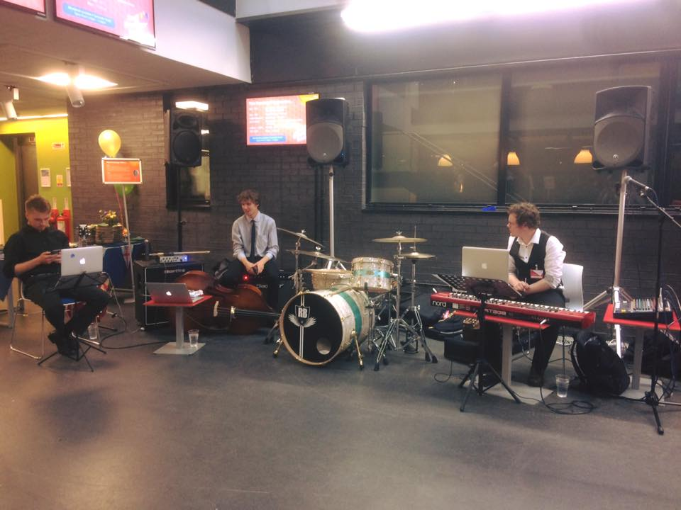 Massif Jazz Quartet - 2016