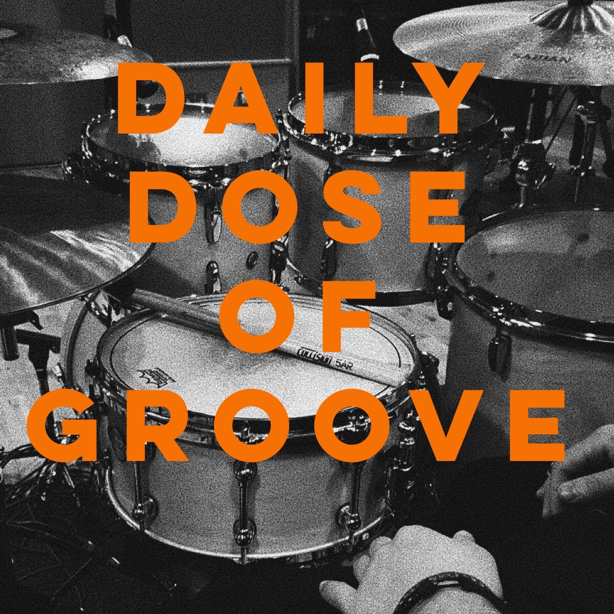 Daily Dose of Groove - Rohan Bumbra Session Drummer Edinburgh