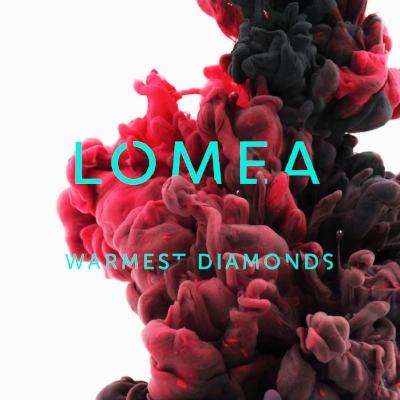 Lomea - Warmest Diamonds' - cinematic electronica made from a variety of found sounds