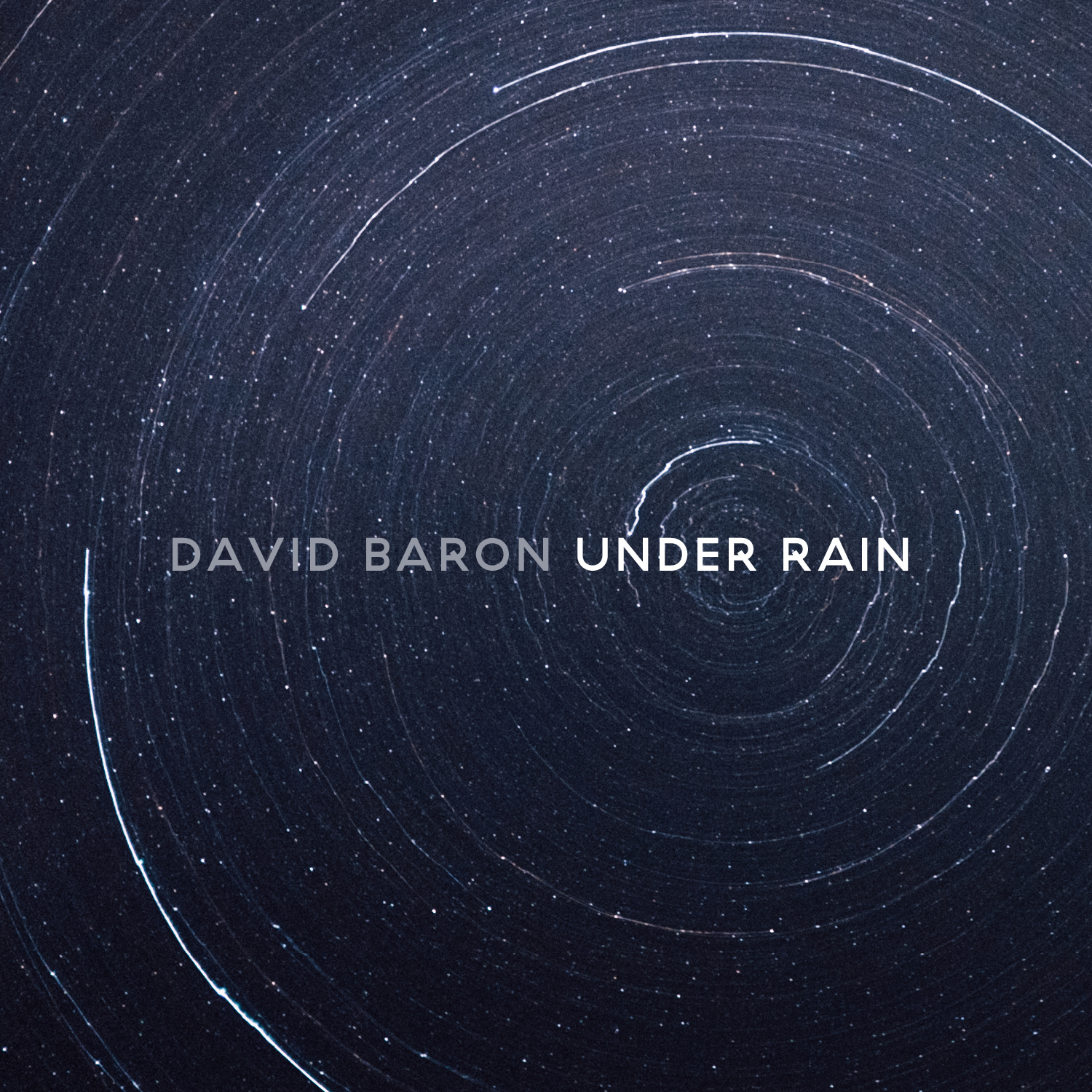David Baron recorded Under Rain Bluthner grand piano and string quartet at Beethoven Hall, historic East Village, NYC, venue. Inspiration came from garden rain, in beautiful Woodchester in  the South Cotswolds