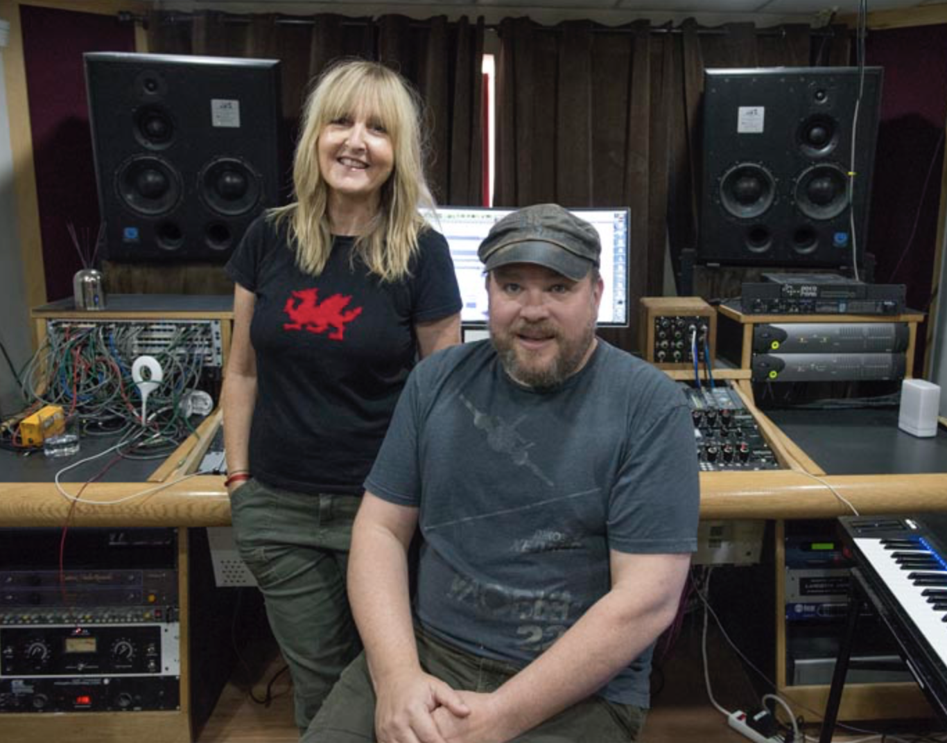 Platinum award-winning songstress Donna Lewis joins forces with producer, arranger, mixer and engineer David Baron on his latest offering and cover of the Kate Bush hit 'Running Up That Hill' hitting digital stores near you in August 2019 on Woking, UK, record label Here and Now Recordings. Donna Lewis, mostly known for her global hit 'I Love You, Always Forever' ramping up over 60 million You Tube plays, and upwards of 58 million Spotify streams gained extensive MTV plays, reached No 1 on the US Billboard Hot 100 Airplay chart and ultimately achieved Platinum status. Her collaboration with progressive house duo Project 46 & DubVision 'You and I' on Spinnin' Records reached Top 5 on the Beatport chart. Lewis also featured in the film 'Anastasia' in a duo alongside Richard Marx for 'At the Beginning'. This reached number two on the US Adult Contemporary chart.  This single follows on from 'Bad Bad Love' also with Donna Lewis which in turn comes after 'People of No Concern' (feat. Lettie & Madeleine) which saw support from Clash Magazine. The New York-born David Baron has an extensive list of credentials including work alongside The Lumineers, Lenny Kravitz, Peter Murphy (Bauhaus), Simone Felice, Shawn Mendes, Meghan Trainor, Melanie De Biasio, Bat For Lashes, Jade Bird, Vance Joy, Matt Maeson, Conor Oberst and Phoebe Bridgers andMichael Jackson. He has been featured by the likes of Rolling Stone, Billboard, Earmilk, Consequence of Sound, Harper's Bazaar, The Line of Best Fit, NBC San Diego and CNN Heroes and received radio airplay from BBC 6 Music's Nemone and BBC Radio 3's Nick Luscombe. He also mixed and performed on The Lumineers upcoming 2019 album, as well as mix a new song with them for the Game Of Thrones soundtrack.