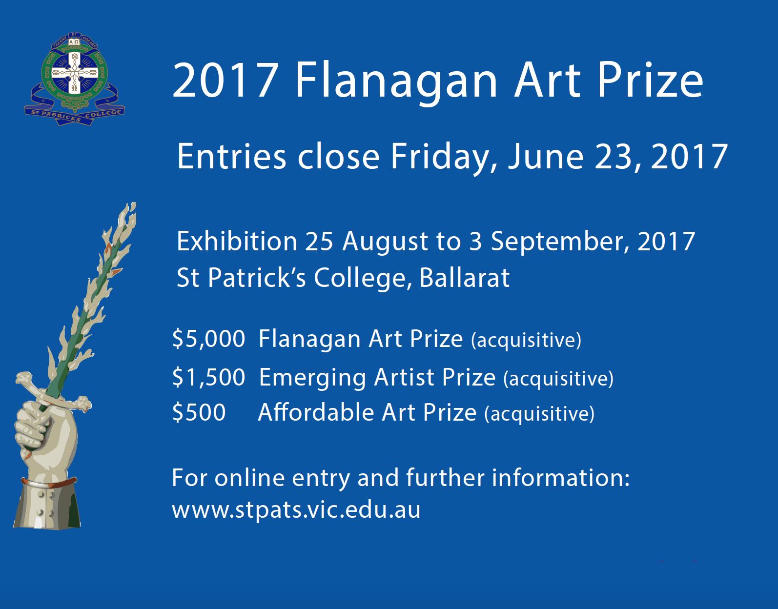 Flanagan Prize Ballarat Arts Foundation