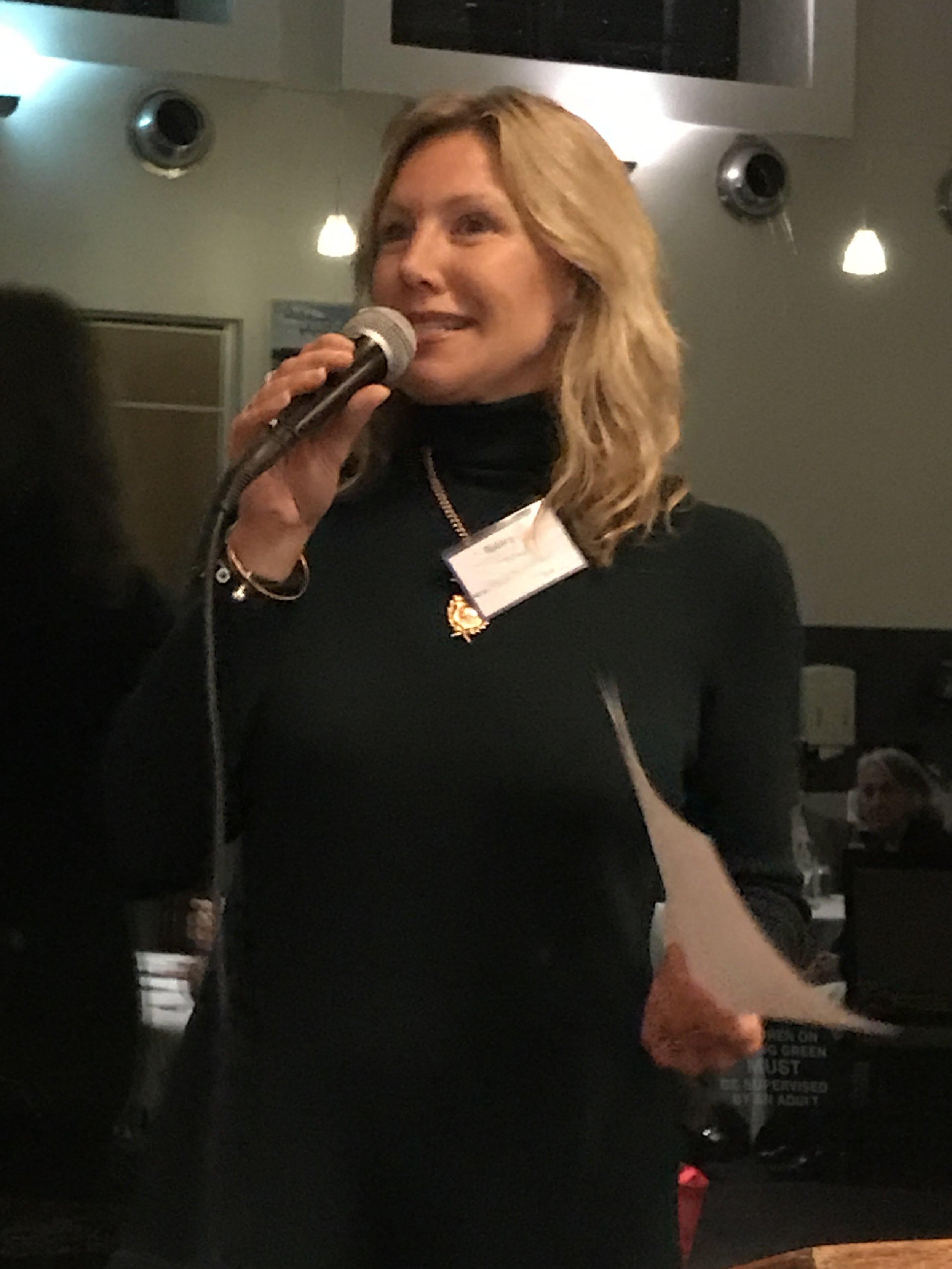 Paula Nicholson, chair of Ballarat Arts Foundation