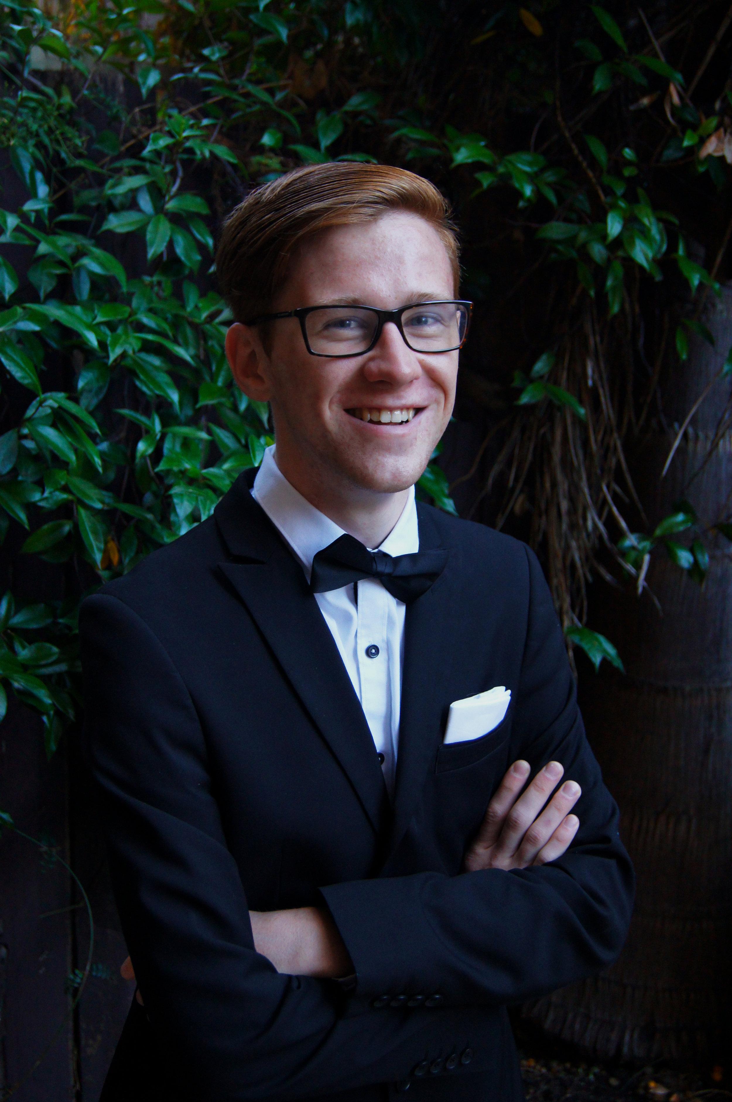 Andrew Groch, 2016 Alumni