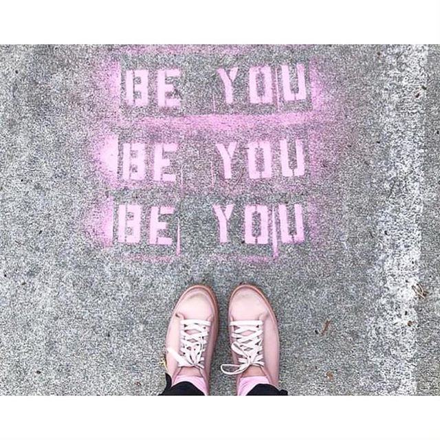 Be You! 💜💜💜 . • • • • • #theheraia #heraia #beyou #loveyourself #doingme #selfcare #selflove #wellness #bodymindspirit #mantra #wellnessquotes #selflovequotes #motivationalquotes #happygirl #girlssupportgirls #girlthing #girltribe #girlgang #communityovercompetition
