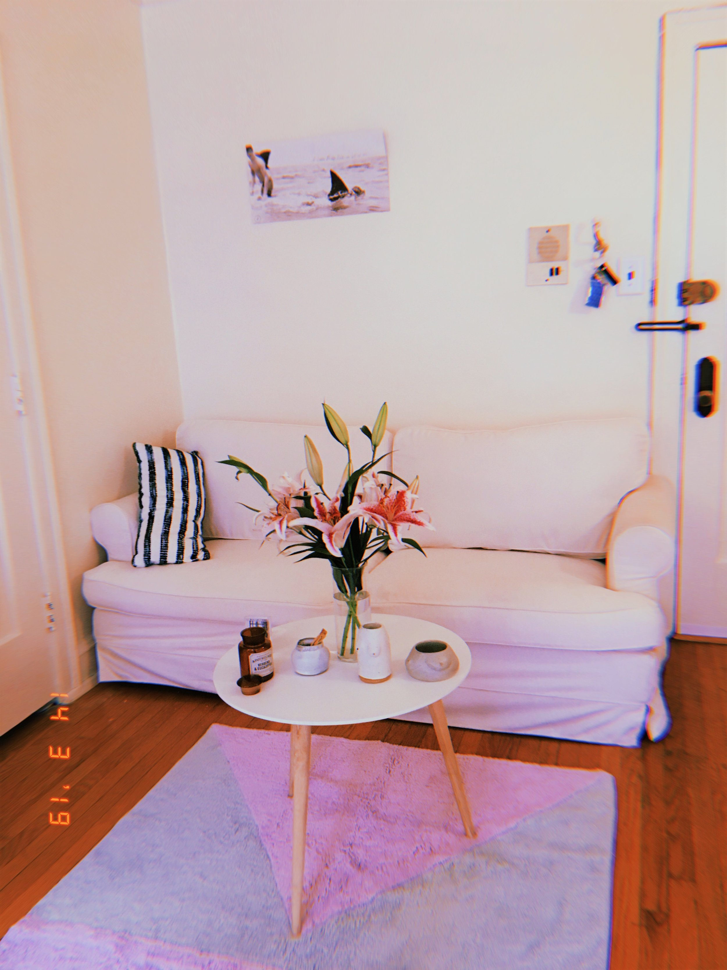 After the Edgewater studio I moved to Hyde Park in 2018. This is where I currently live and I love it.