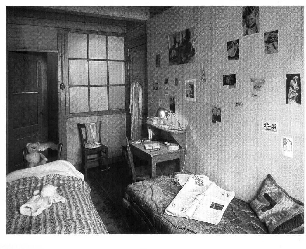 Anne Frank's Picture Wall