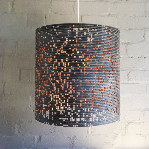 Matrix Lampshade - Kate Hollowood