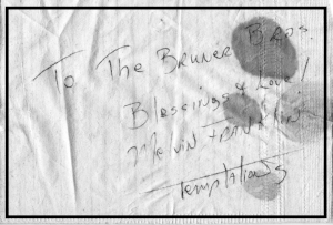 ' Blessing and Love' from Melvin Franklin - Temptations