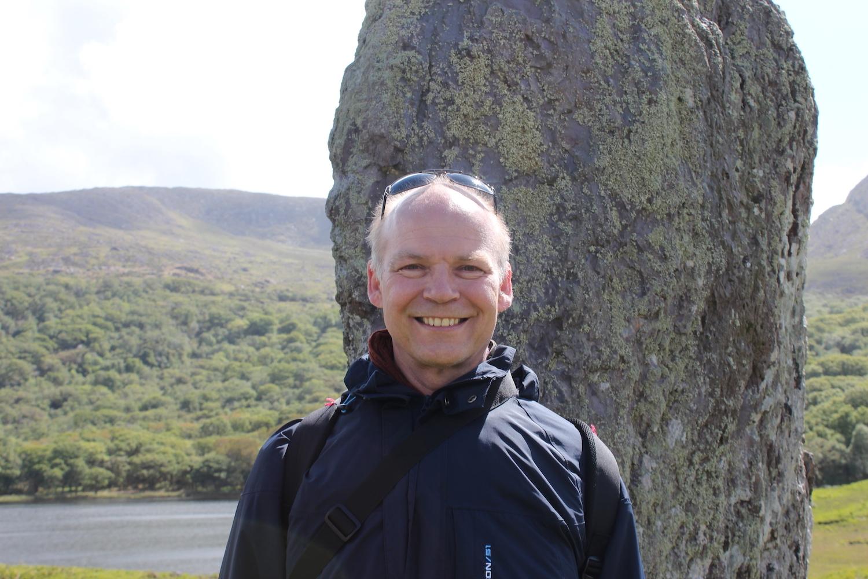 Sky-Heart oprichter, trainer & coach  Dr.  Bert van Baar