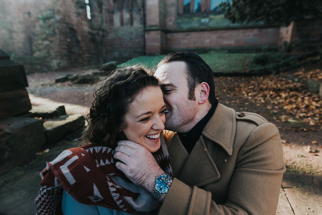 Alternative wedding photographer capturing real moments in Cheshire