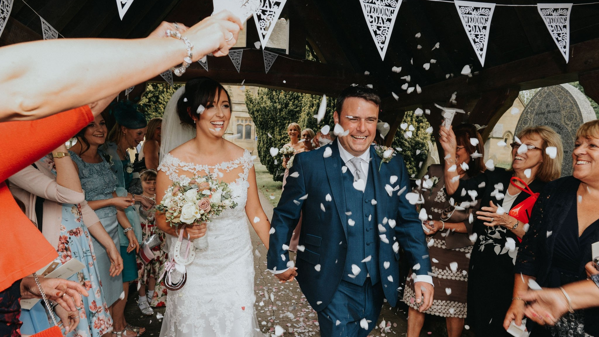 How to nail a bloody brilliant confetti image.