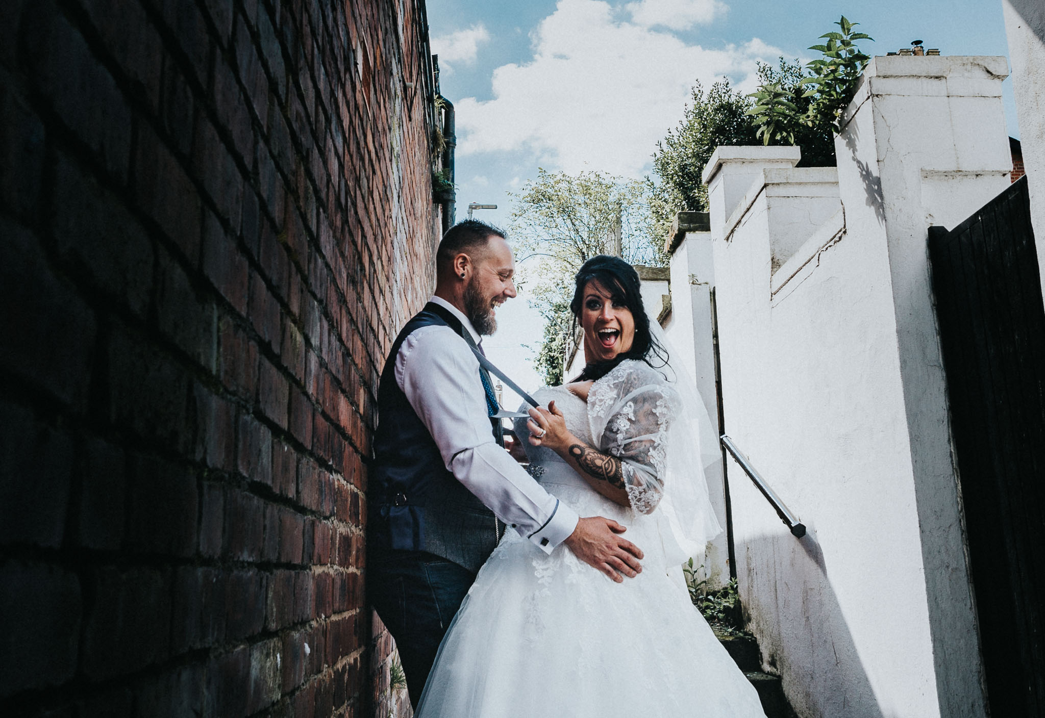 WEDDING: A Belle Epoque Eclectic wonder.... Real bloody fun wedding photography