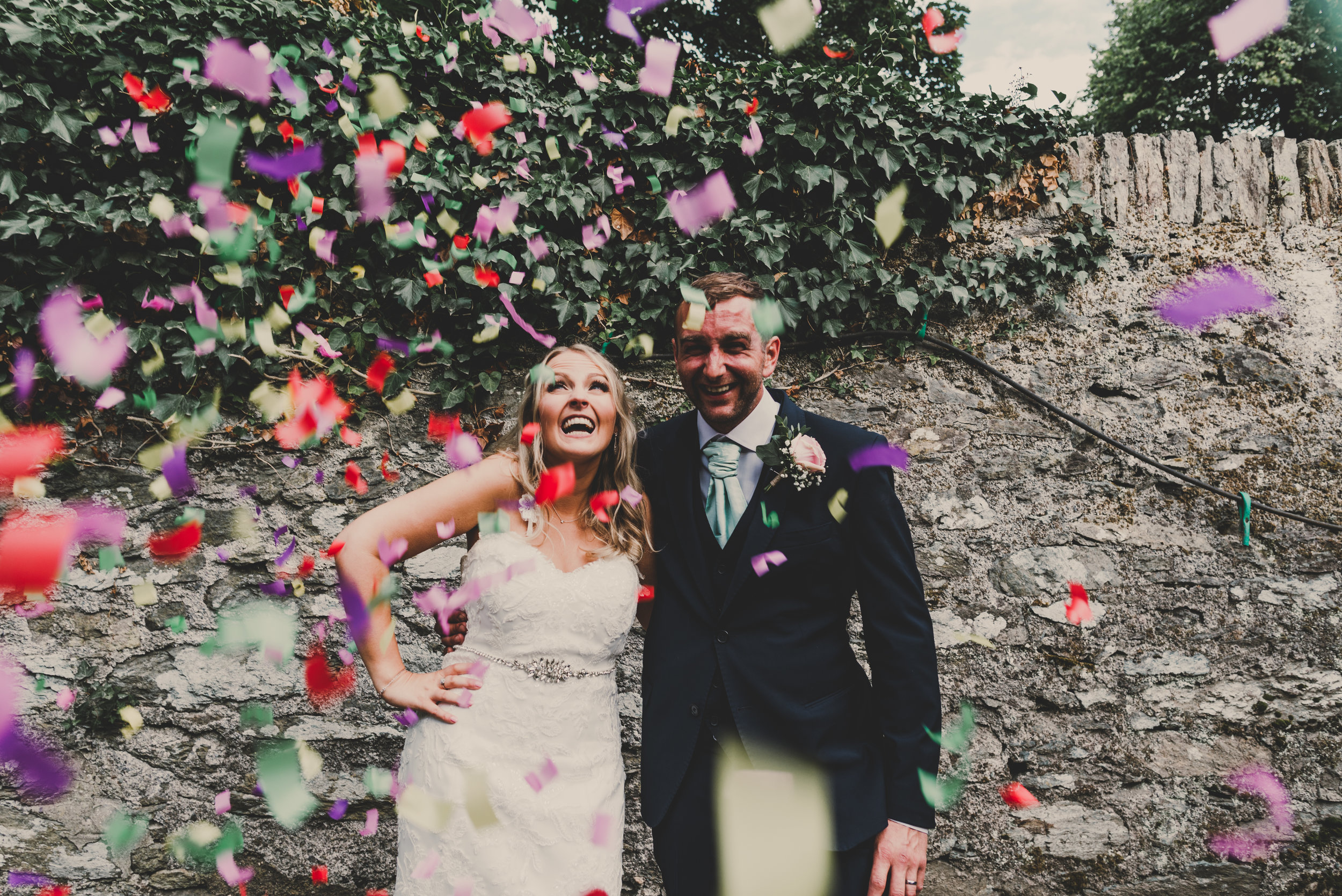 Ellie and Spencer - A Welsh Festival Wedding in Anglesey - I love all the photos SOOOO much! Every photo shows pure joy – thank you. xxx