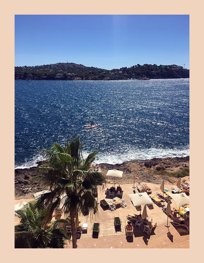 Our Honeymoon in Mallorca