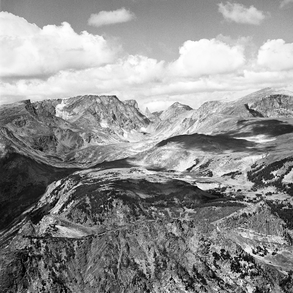 Beartooth Mountains-9/11