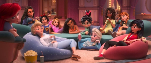 **Copyright and Property of Walt Disney Studios Motion Pictures