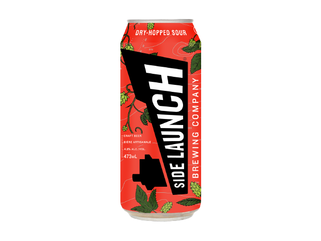 Dry-Hopped Sour:Dry Hopped Sour is a balanced and highly drinkable New World Ale, dry-hopped with generous amounts of Mosaic, Citra and Eldorado hops. -