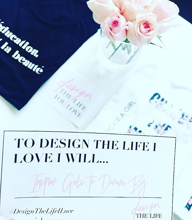 In celebration of Giving Tuesday, our team is thrilled to announce Design The Life You Love, the official 501 c (3) of @mysocialcanvas! It's been in the works for a long time, but we're officially live. Follow along to hear our story and help us support students as they dream big and design a career they love. 💗