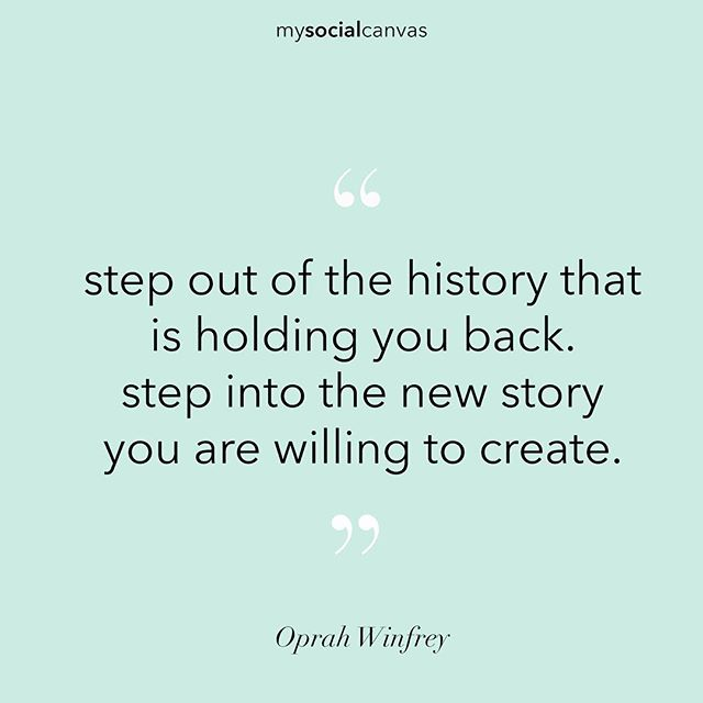 Happy New Year! Here's a little  inspiration to help you design the life + career you love in 2017. @oprah 🙌🏻💯