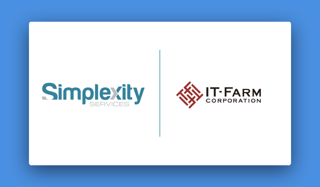 Simplexity IT-Farm Corporation Startup Venture Accounting Bookkeeping Partnership Funding Discount Promotion.png