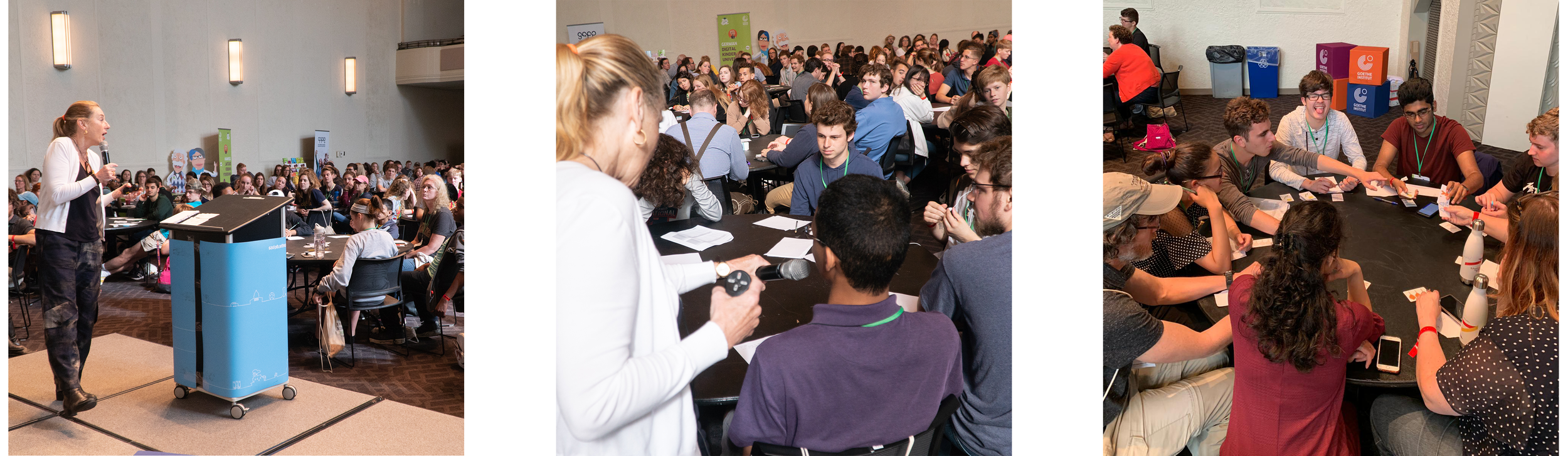 Jaimie P. Cloud and Students at the Sustainability Summit 2019 in Chicago
