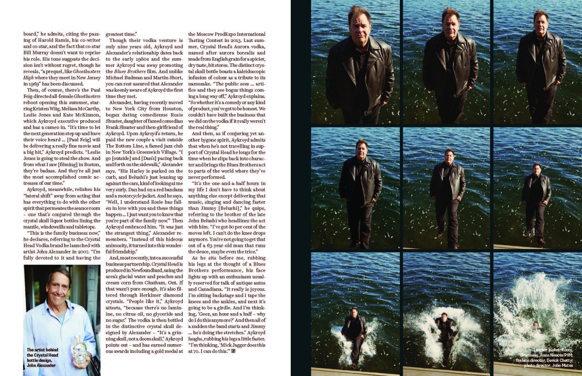 Zoomer Magazine March 2016 Dan Aykroyd_Page_4.jpg