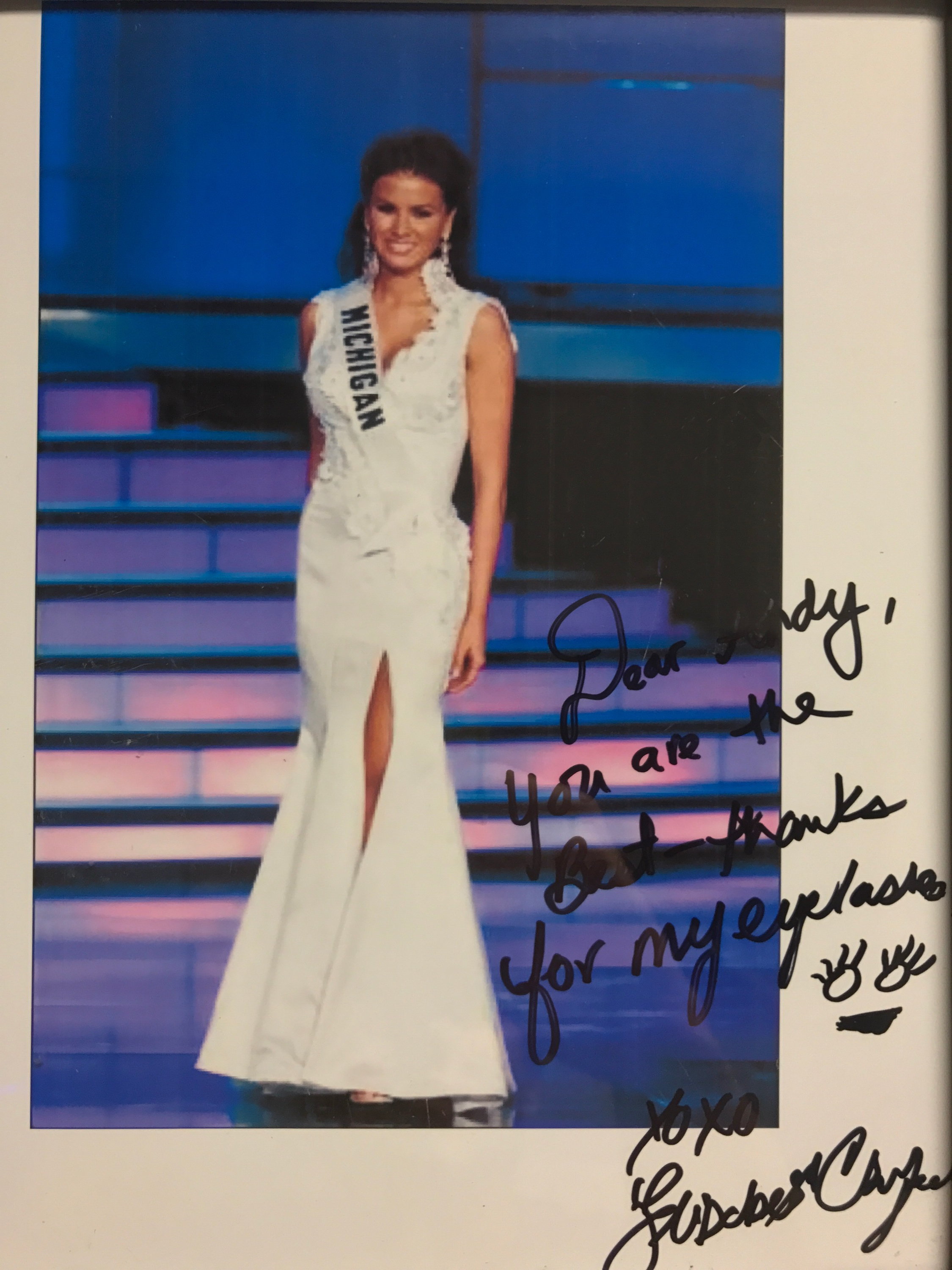 Miss Michigan USA